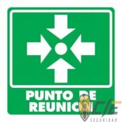 SEÑAL MODELO 008 PUNTO DE REUNION