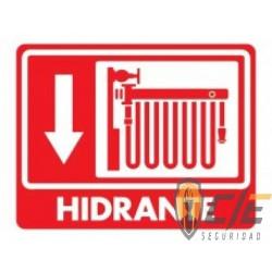SEÑAL MODELO 034 HIDRANTE