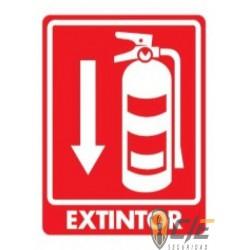 SEÑAL MODELO 037 EXTINTOR