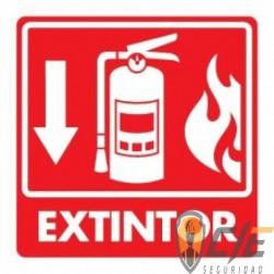 SEÑAL MODELO 039 EXTINTOR